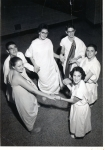 South Shore HS Latin Club (AKA 'early toga party') circa 1959