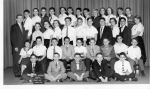 Here's another Grade 7A class...Room 207  1956